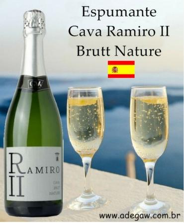 Cava Ramiro II Brutt Nature