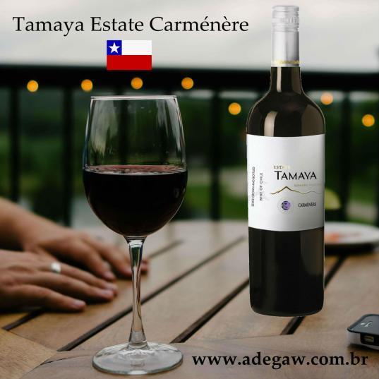 Taça de Vinho Tamaya Carménère (Copy) (2)